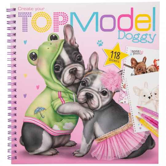 Create your Top Model Doggy 11025 (Top Model)
