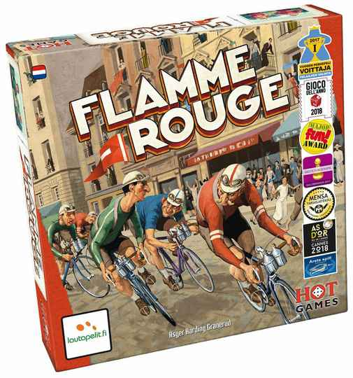Flamme Rouge NL 794051 (Hot Games) 8+