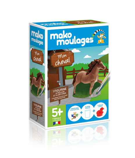 Mon cheval 39051 (Mako Moulages) 5+