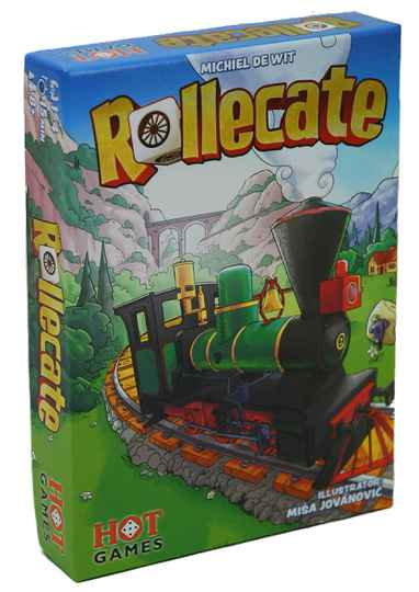 Rollecate NL/EN 791310 (Hot Games) 8+