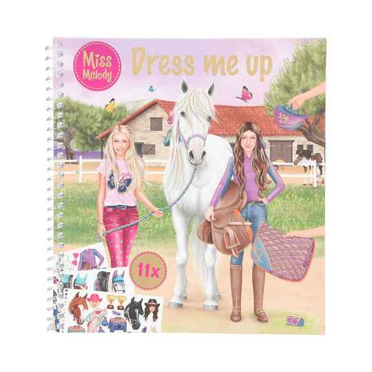 Dress me up... 11498 (Miss Melody) 5+