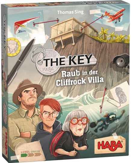 The key -  De roof in Cliffrock Villa 305545 (Haba) 8+