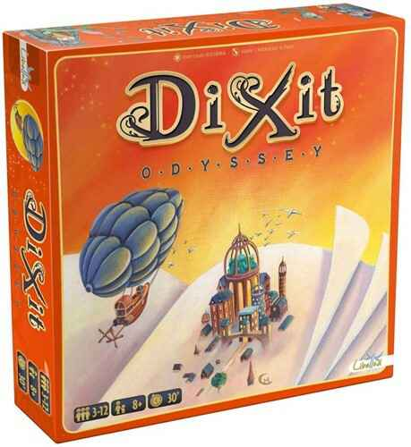 Dixit -  Odyssey (Libellud) 8+