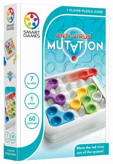 Anti Virus Mutation SG435 (Smartgames) 7+