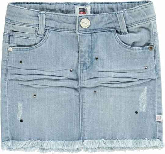 Tumble 'N Dry - Rok Carlin Denim Bleach