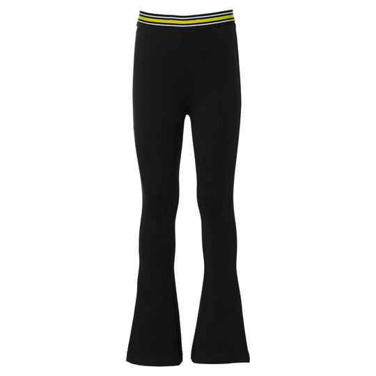 Quapi - Flair Pants Fiona Black