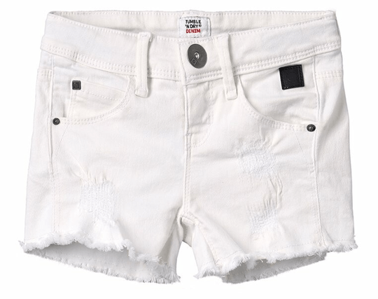 Tumble 'N Dry - Broek Benja Denim White