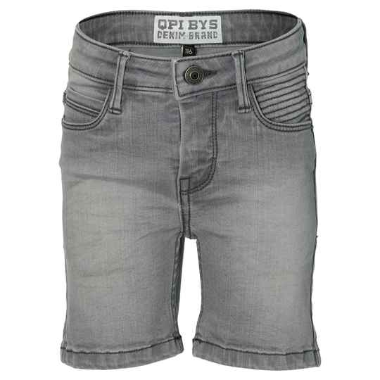 Quapi - Broek Folkert Light Grey Denim