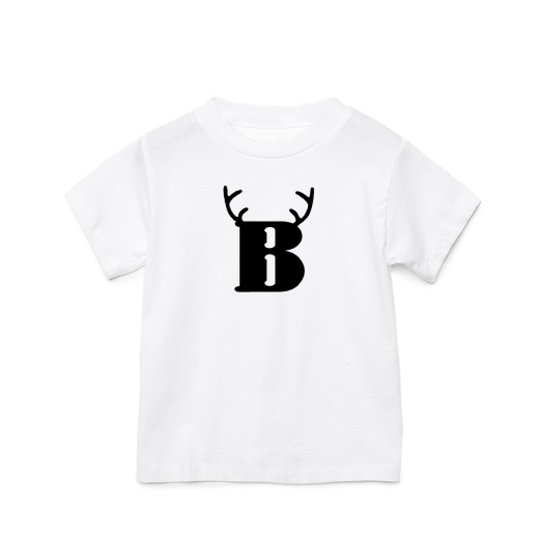 Baby T-shirt 'Letter'