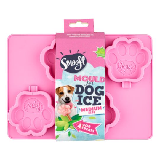Smoofl Ice Mould for Dogs