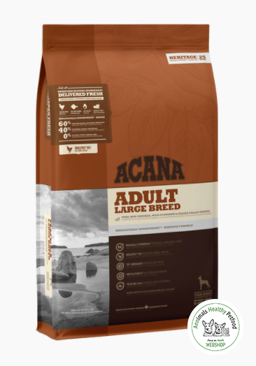 Acana HERITAGE Adult Large Breed - 17 kg