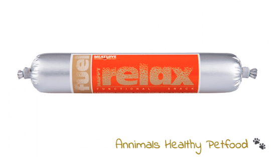 FUEL Meat & Treat Happy Relax, geit - 80g