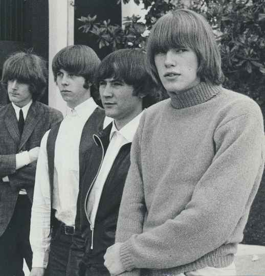 The Byrds - 1967 [Holland] - Publicity Photo