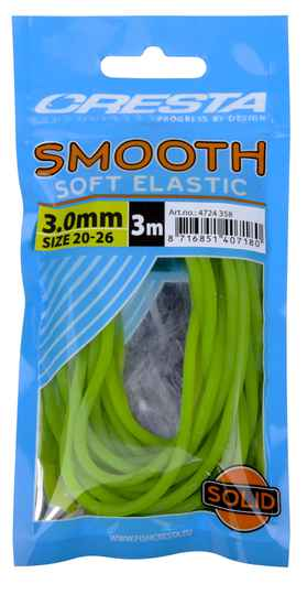 CRESTA SMOOTH SOFT ELASTIC 3,0MM  3M