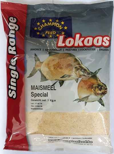 CHAMPION FEED MAISMEEL 1KG