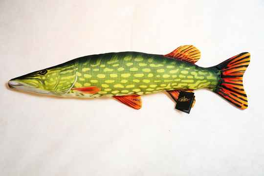 """GABY FISH """"THE PIKE"""""""