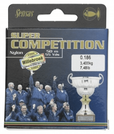 SENSAS NYLON SUPER COMPETITION 50M