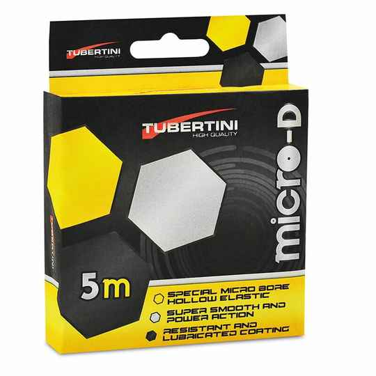 TUBERTINI MICRO-D HOLLOW ELASTIC 5M