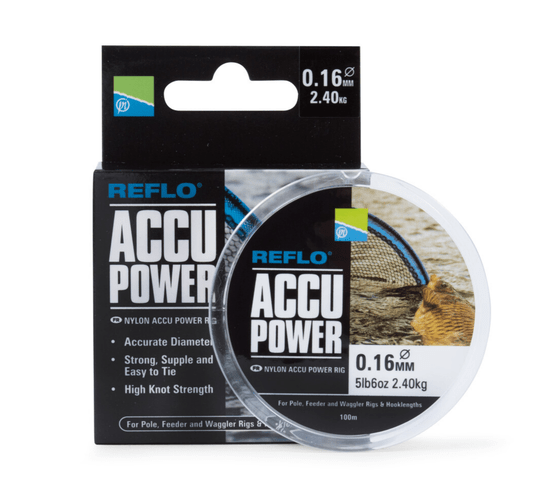 PRESTON REFLO ACCU POWER 100M