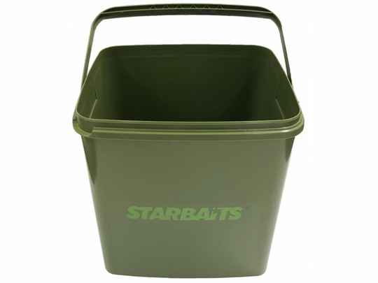STARBAITS SQUARE BUCKET 21L