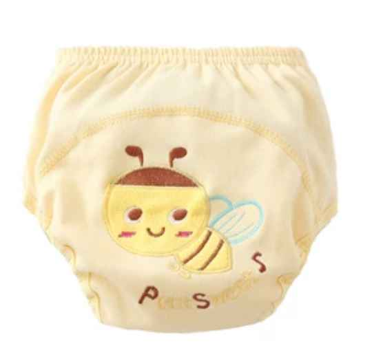 Reusable washable diaper
