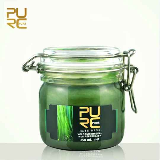 PURC Volcanic Mineral Mud Repair mask