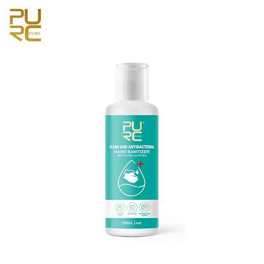 PURC Waterless Hand Sanitizer 75% alcohol