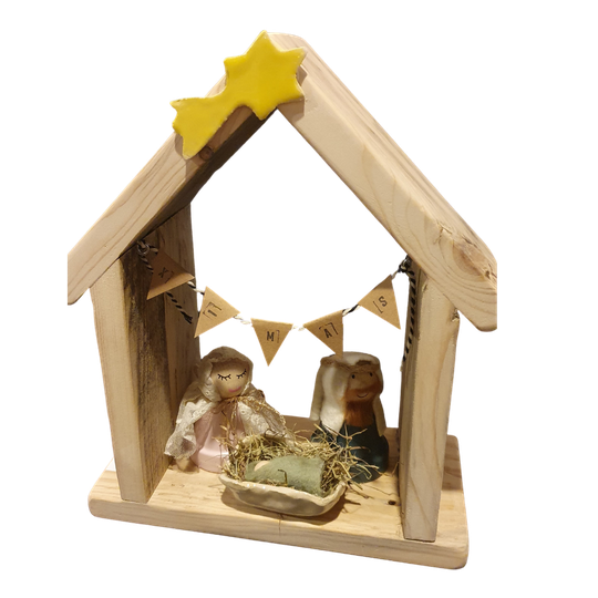 Kerststal |  Nativity Scene