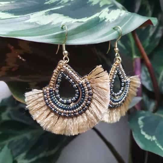 Fairrings - Fair Earrings - Gold