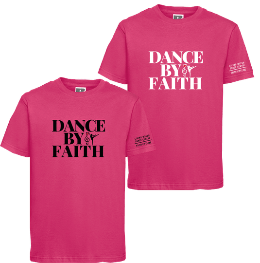 Dance By Faith | Kids | Pink