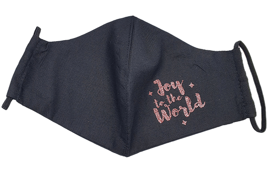 Kerst Mondkapje // Joy to the World // Christmas Face Masks