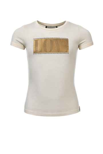 Looxs Revolution Looxs 10Sixteen T-Shirt Off-White