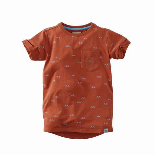 Z8 Flip  Bombay Brown T-Shirt