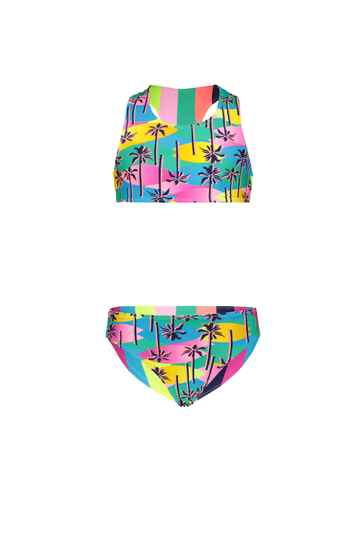 Just Beach Tropical Palms Reversible