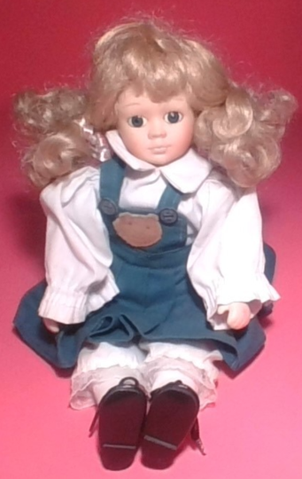 A young Lady doll