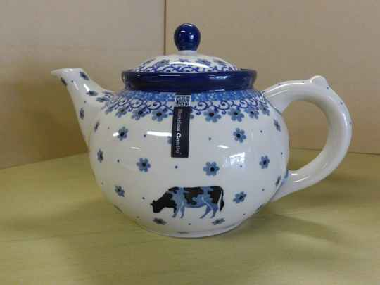 Theepot 1300 ml Cow