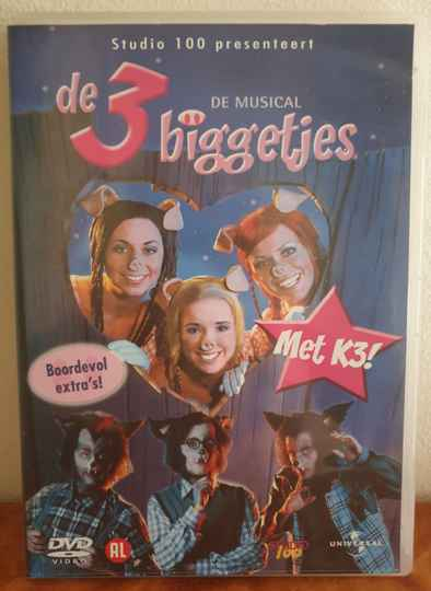 K3 :  de 3 biggetjes