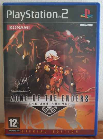 Zone of the enders; the 2nd runner