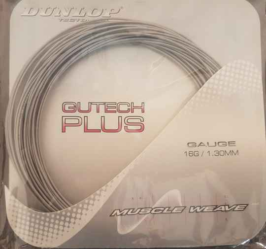 Dunlop Gutech plus tennis strings nylon