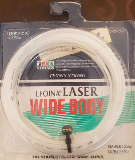 Leoina tennis strings