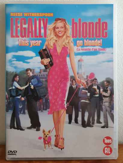 Legaly blond