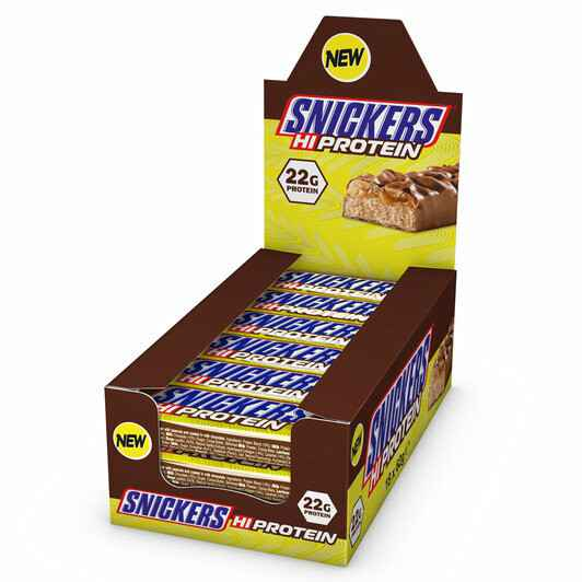 SNICKERS | Hi Protein bar
