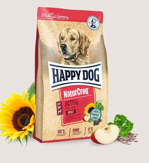 Happy Dog Premium - NaturCroq Active