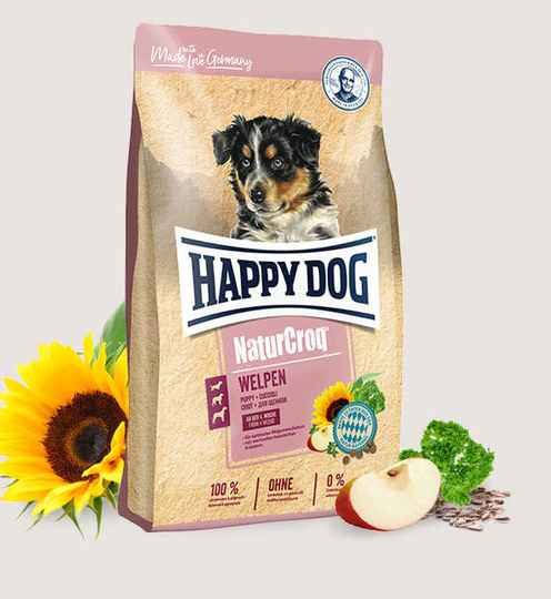 Happy Dog Premium - NaturCroq Puppies