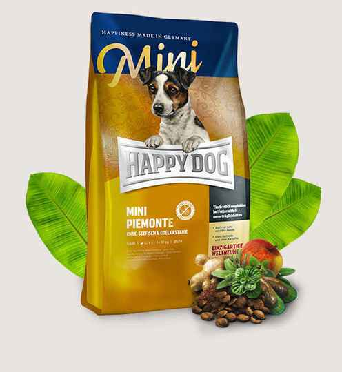 Happy Dog Supreme Mini - Piemonte