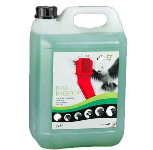 Green7 Bird Breeder 5 liter