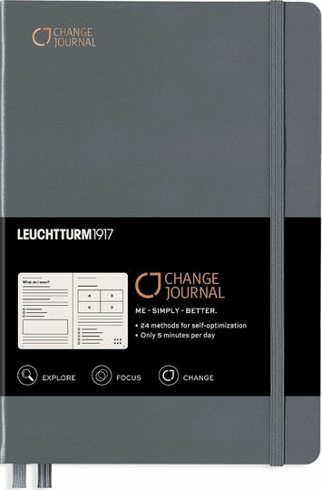 Leuchtturm1917 Change Journal - A5 / Medium