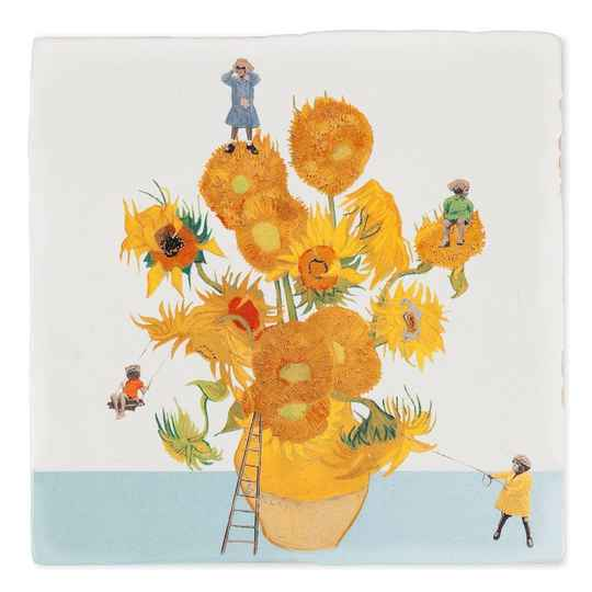 Tegel - The sunflower expedition