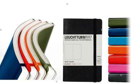 LEUCHTTURM1917 Softcover Notitieboek Composition B5