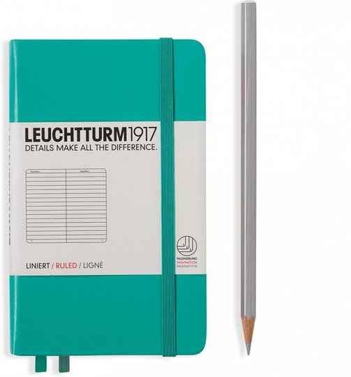 LEUCHTTURM1917 Notebook (A6) Pocket hardcover